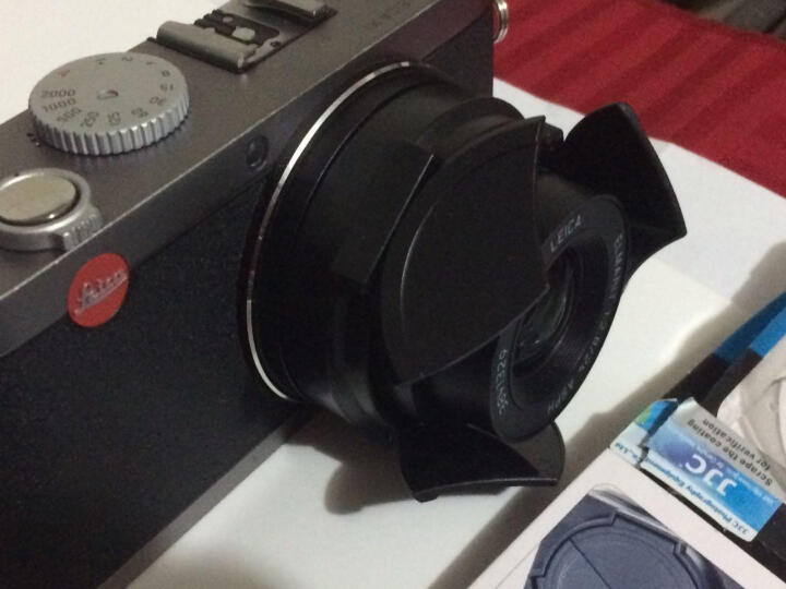 JJC ALC-X2 自动镜头盖 适用徕卡 X1, X2 黑色 晒单图