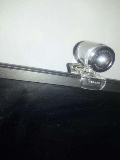 MOOV 美颜电脑摄像头 主播直播免驱动摄像头 USB带麦克风笔记本台式机高清视屏监控夜视 白色 晒单图