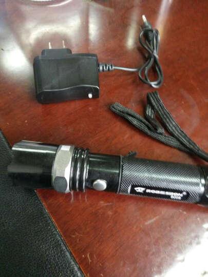 一口米 自行车配件 车前灯 山地车灯 进口LED强光手电筒 照明装备 晒单图