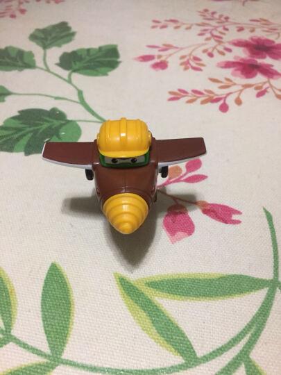 奥迪双钻(AULDEY)超级飞侠 男孩女孩儿童玩具 迷你变形机器人① 710091 晒单图
