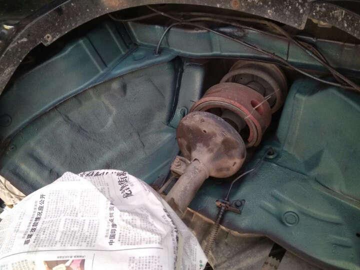 金科 汽车底盘装甲水性环保地盘装甲防锈漆隔音防腐胶 非自喷型 8瓶装(5.0-5.2米车型) 晒单图