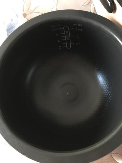 苏泊尔(SUPOR)电饭煲电饭锅4L容量火旋风球釜内胆CFXB40FC51-75(可拆卸内盖) 晒单图