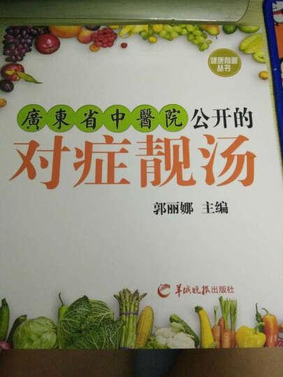广东省中医院公开的对症靓汤 晒单图