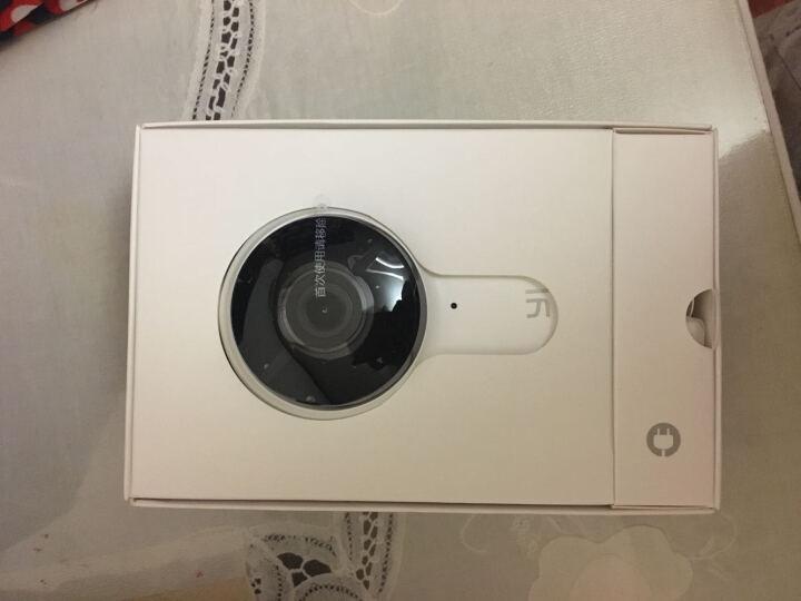 小蚁(YI)1080P智能摄像机2代云存版 高清家用无线WiFi摄像头 智能家居 安防监控摄像头 看家看店  晒单图