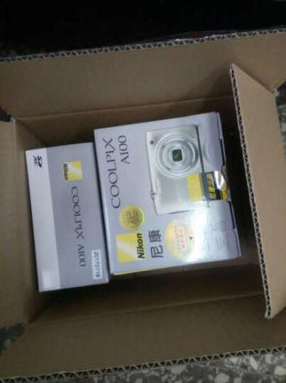 尼康(NIKON) Coolpix A100 轻便携型数码相机/卡片相机 银色 官方标配 晒单图