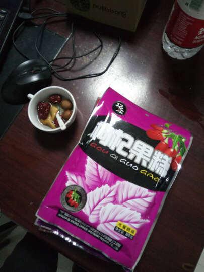 【固原馆】杞浓 宁夏枸杞果糕 低糖零食 软糖 宁夏特产180g/袋 蓝莓味 晒单图