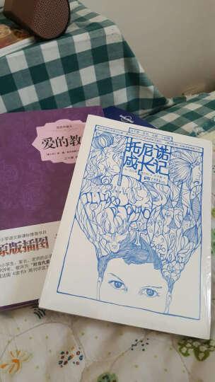 意大利儿童文学获奖作品集:爱的教育+托尼诺成长记(套装全2册) 晒单图