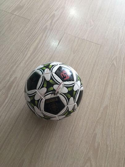 火车头足球 超软4号足球3号小学生儿童足球宝宝幼儿园训练比赛用 3号宝宝HD3000金属黑红色 晒单图