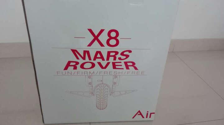 Airwheel 爱尔威电动独轮车X8 火星车体感平衡车 智能思维车单轮越野电动车 白170wh-20公里 晒单图