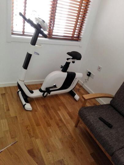 美国Johnson乔山健身车家用电磁控静音立式单车COMFORT3 晒单图