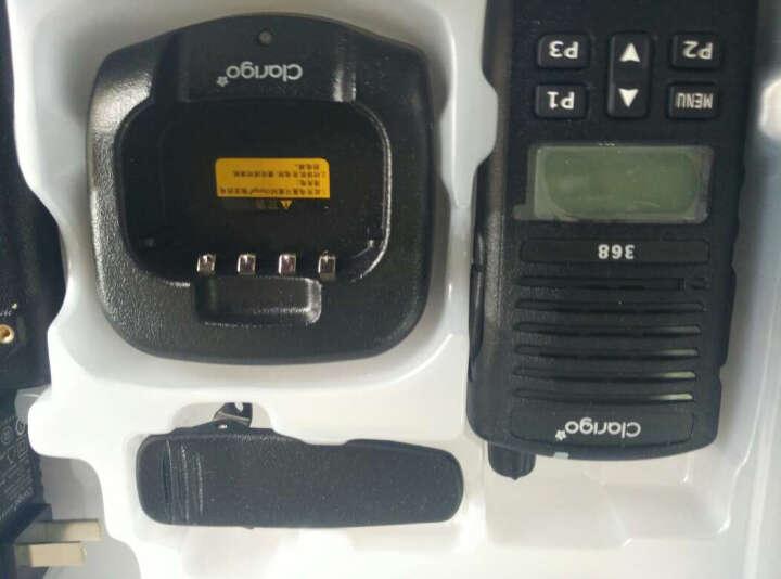 摩托罗拉(Motorola) MAG ONE VZ-D131 VZ-D135数字对讲机商用 VZ-D131标配+增票 晒单图