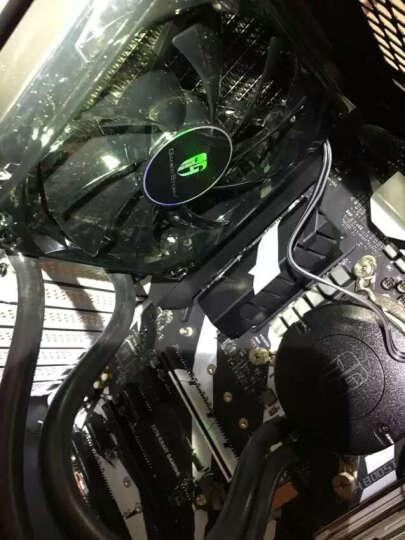 至睿(Vision) 怒舰DX7 全塔机箱 白色+安钛克 VP450P电源+九州风神 水元素 120T 玩家版 CPU散热器(套装) 晒单图