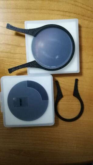 JJC FW-4686镜头滤镜扳手钳子夹子拆卸工具 适用C&C肯高B+W耐司 49 52 67 72 77 82mm UV CPL偏振镜 ND减光镜 晒单图