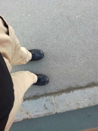 MAGNUM 马格南 MUST 英军体能训练鞋靴 男款徒步休闲鞋 男款登山鞋 黑色 39 晒单图