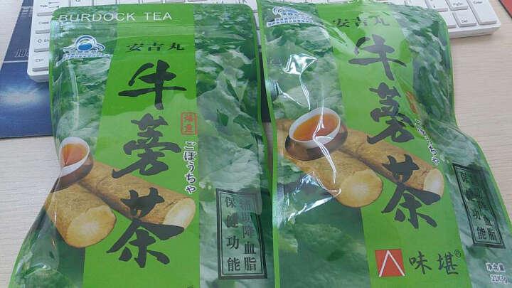 安吉丸牛蒡茶 3g*21包*2袋 晒单图
