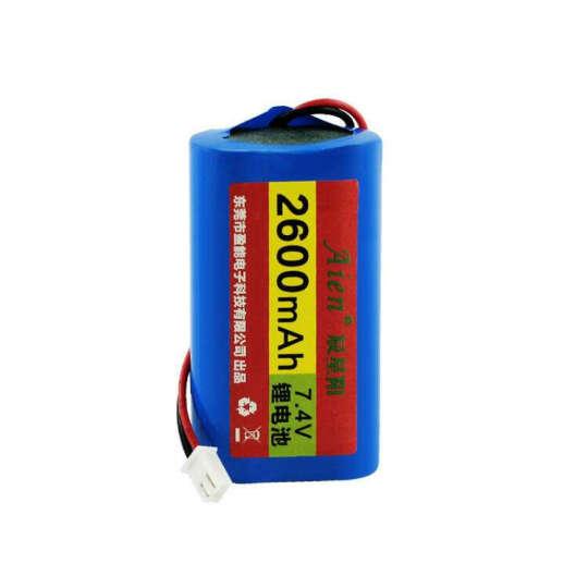 Aien 唱戏机电池先科看戏机锂电池组7.4V扩音器视频电煤考勤机小音响8.4v锂电池 晒单图