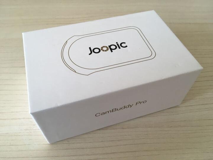 Joopic 玖拍单反伴侣加强版无线WiFi传输器控制器图片直播配件遥控快门取景云摄影 月光银+DC2快门线+数据线+L板 晒单图