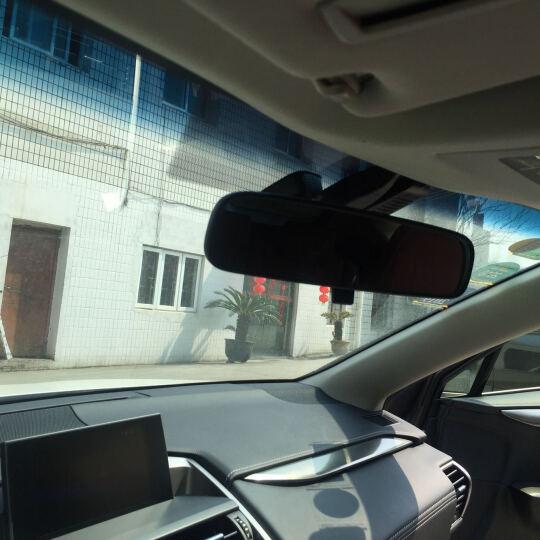 靓知渝隐藏式行车记录仪电子狗大广角夜视高清1080P汽车车载迷你一体机 记录仪+云电子狗+双镜头送32G卡 晒单图