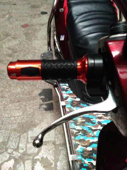 凤燕 电动车加速器 电瓶车转把 加速调速把手 电动车通用三档一件修复倒车 方块纹款--三挡变速+倒车 晒单图