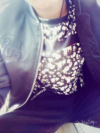 陌唇 亚麻套装男刺绣短袖T恤2018夏季新款棉麻半袖中国民族风大码衣服男士纯色休闲青年质感宽松汉服 军绿色 L 晒单图