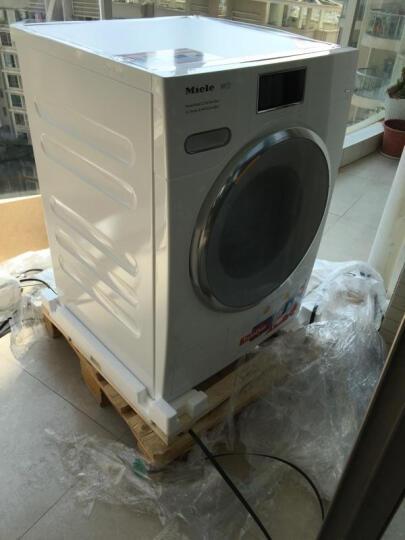 美诺(MIELE) 德国Miele美诺旗舰WMV963滚筒洗衣机/TMM843滚筒干衣机 WMV963洗衣机当天发送德标水龙头+转接口 晒单图