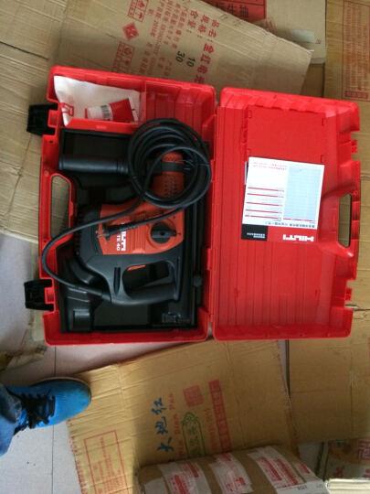 喜利得(hilti)TE40 电锤 低振动 1010w大功率 TE 40整机 晒单图