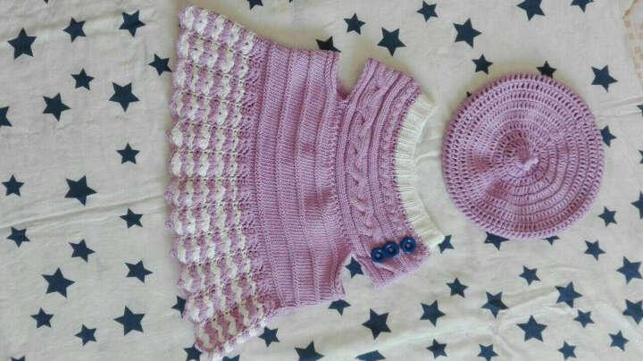 艾秀 纯棉线 棉纱线宝宝毛线 【2.5两】牛奶棉线 婴儿童毛线 全棉毛线精梳棉毛线 223奶黄 晒单图
