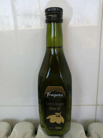 中粮海外直采 FRAGATA帆船牌 特级初榨橄榄油 500ml(西班牙进口) 晒单图