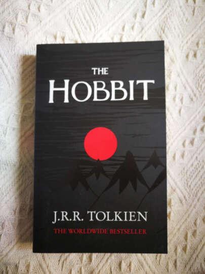 英文版原版进口小说 The Hobbit 霍比特人魔戒指环王前传 晒单图
