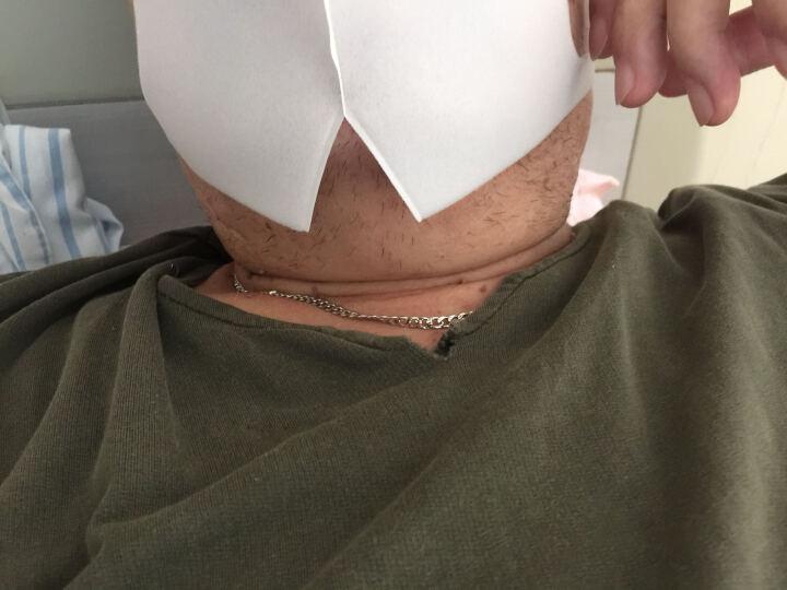 PITTA MASK 日本口罩防雾霾花粉 3枚/袋 pm2.5 可水洗口罩 白色*1 晒单图