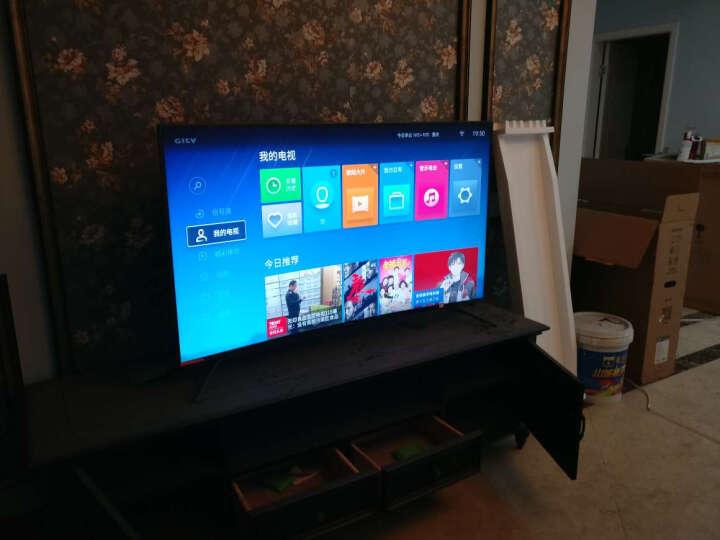 微鲸(WHALEY)W50J 50英寸安卓智能超薄4K超清 平板电视 晒单图