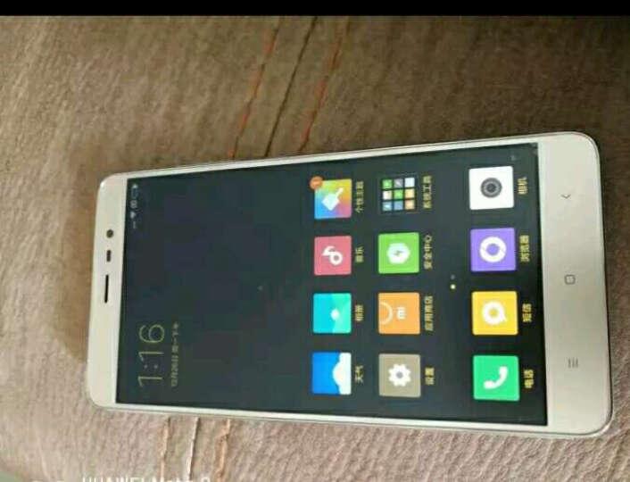 小米(MI)红米note3  移动联通电信全网通4G智能手机 双卡双待 16G ROM 金色 晒单图