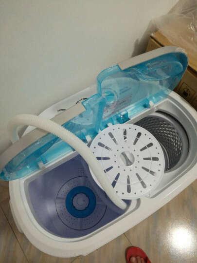 小鸭 2公斤 迷你半自动双缸波轮洗衣机 XPB20-2188S 晒单图