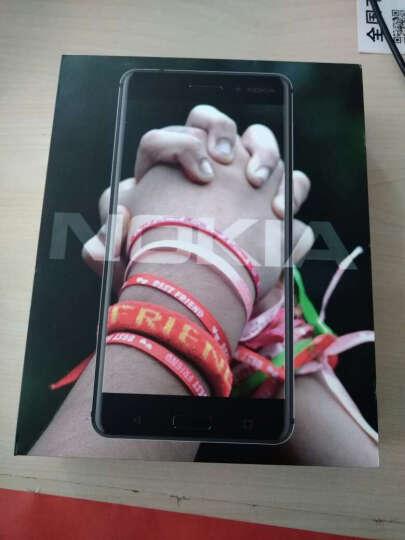 诺基亚(NOKIA) 诺基亚6 nokia 6 智能手机 黑色 全网通4G(4G RAM+32G ROM)标配 晒单图