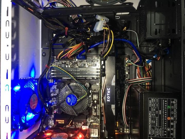 金士顿(Kingston)A400 120G SATA3 固态硬盘+骇客神条 Fury系列 DDR4 2133 8GB 台式机内存(套装) 晒单图