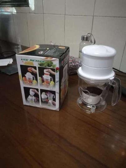 多功能手动豆浆机手动榨汁器手工榨汁机豆浆器榨汁机 多用手动榨汁器A2205 晒单图