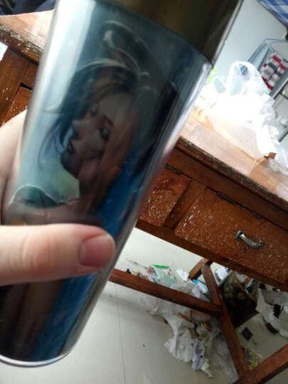 守望先锋网络游戏周边咖啡杯猎空黑百合星巴克个性创意不锈钢塑料定制源氏半藏麦克雷天使D.VA 5 保温不锈钢 晒单图