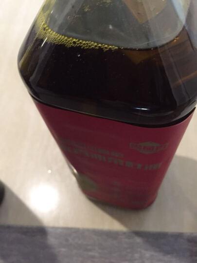 誉品香食用油 物理压榨 熟榨工艺 小瓶食用油 1.25升*2 油菜籽油礼盒装 晒单图