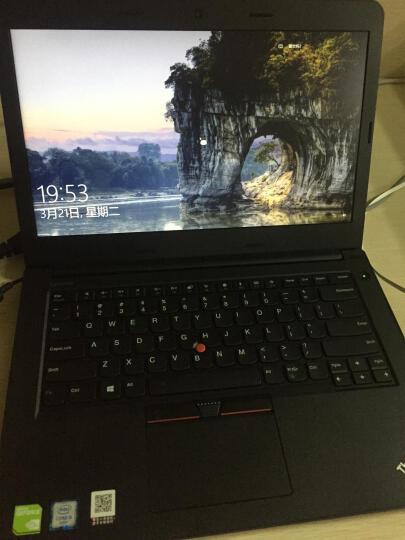 【京东配送】联想ThinkPad E470系列 14英寸IBM轻薄便携手提笔记本电脑 性能版i5 7200U 8G 180G@4RCD 2选配升级至16G内存 晒单图