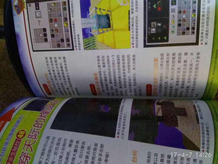 我的世界游戏全攻略(套装全3册) 晒单图