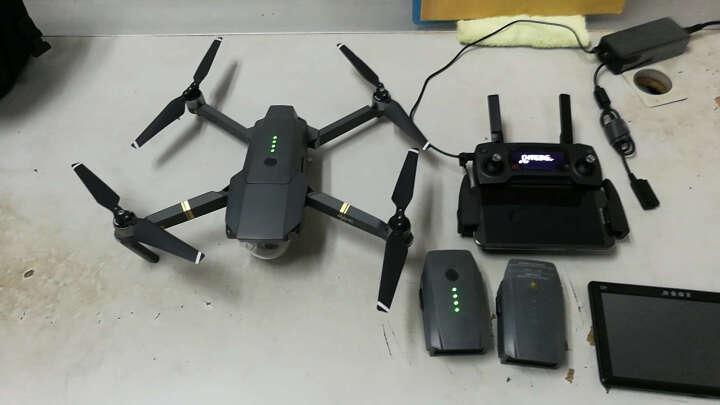大疆(DJI) 【现货】智能无人机御Mavic Pro迷你可折叠4K高清航拍四轴飞行器航模 大疆 御Mavic Pro电池-充电宝转换器 晒单图