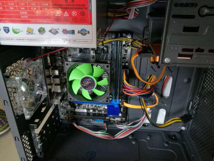 速佳宜数码(SJY) 四核A10/GTX1050/8G/120LOL游戏DIY组装主机 20万跑分/A10/RX 460 4G/8G 晒单图