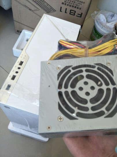 长城(GreatWall)额定270W HTPC MATX300 Micro小机箱SFX电源 (主动式PFC/显卡接口) 晒单图