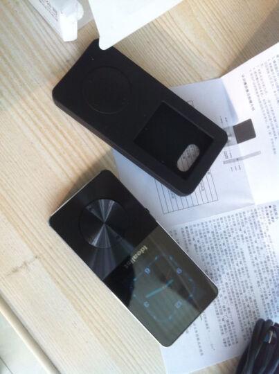 理想の星(ldealist) 金属MP3外放MP4无损HIFI播放器有屏插卡迷你游戏电子书录音 炫酷黑8GB线控外响套餐二 晒单图