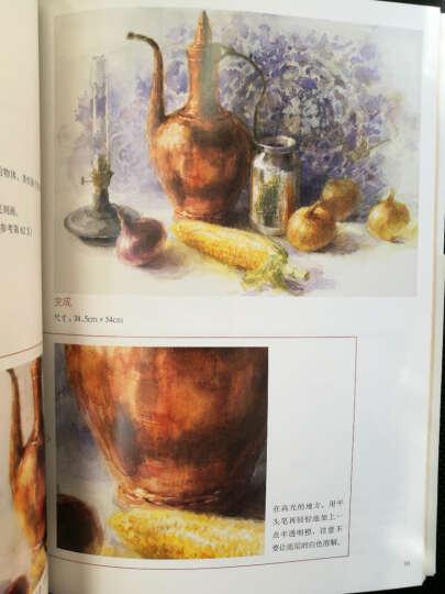 永山裕子的水彩课: 叠色渲染技法 晒单图