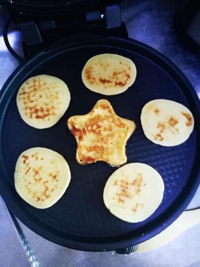 利仁(Liven)电饼铛家用双面加热煎烤机LR-300HA 晒单图