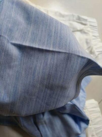 2019新款春夏天亲子装夏装短袖休闲套装一家三口装全家休闲套装 四口海边度假沙滩装表演服 手指爱心 男宝宝100码(95-105cm) 晒单图