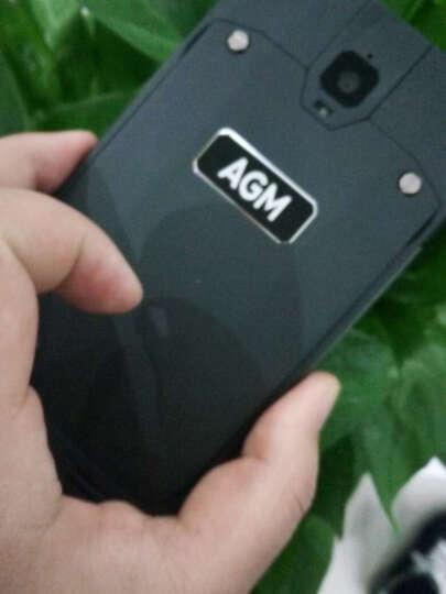 AGM A1Q 全网通4G 三防智能手机 路虎军工手机 防水防摔 超长待机  双卡双待 黑色 简装版 晒单图