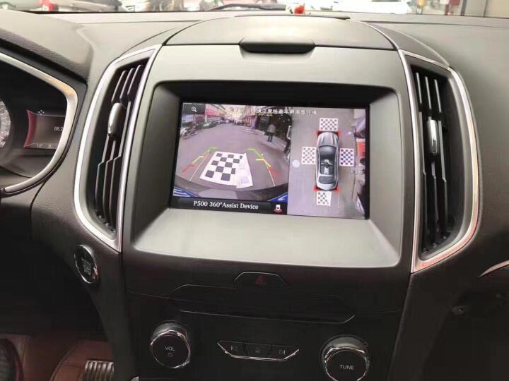 车载360度全景行车记录仪3D超清1080P倒车影像前后双录高清夜视3d无缝 奥迪A3/A4L/A6L/Q3/Q5更多 360度全景记录仪4K高清版 晒单图