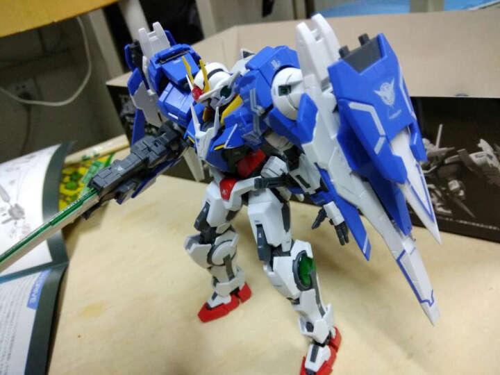 万代(BANDAI)高达Gundam拼插拼装模型玩具 RG版 18强化敢达RAISE升降机0196427 晒单图